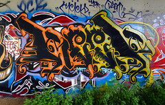 Keep (funkandjazz) Tags: sanfrancisco california graffiti und keep undk