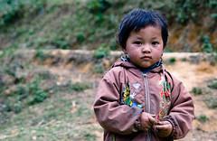Children of Vietnam 3 (simjeelee) Tags: travel portrait canon children vietnam sapa 400d tamron1750mmf28
