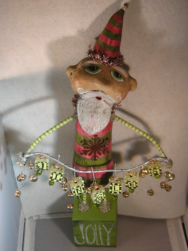 Jolly Jingles Santa