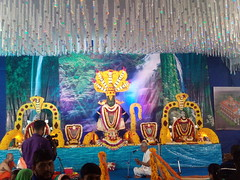 IMG_20170114_215224 (bhagwathi hariharan) Tags: rangoli kolam nallasopara nalasopara rose pooja christmas 2016 festivals mumbai goregaon prithvilandproject 2017 celebrations lordshani lordayyappa