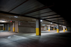 park city (nardell) Tags: building architecture media parkinggarage empty parking stock pa arrow pillars spaces rightarrow