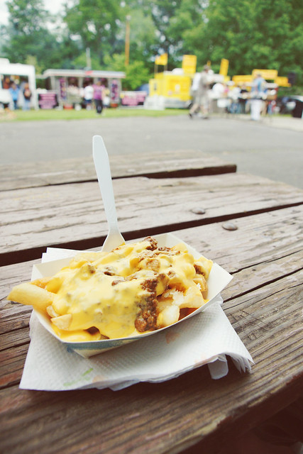 Chili Cheese Fries @ Trail Days