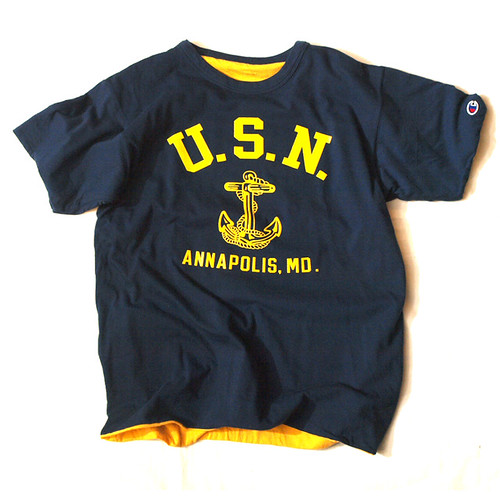 Champion / USN Reversible T-Shirt