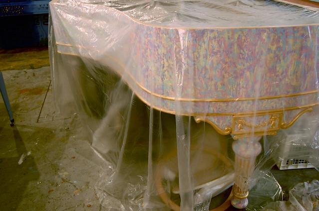 Rococo confetti