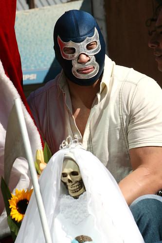 Baños Ley Nuevo Mexicali:De La Santa Muerte