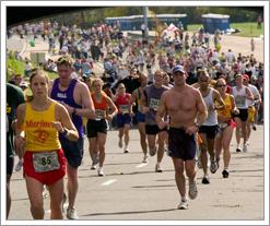 Marathon running is the DIFF!