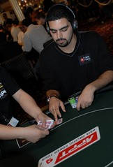 APPT Macau 2007: Emad Tahtou at High Roller event
