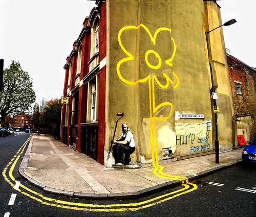 London graffiti art - Flickr photo