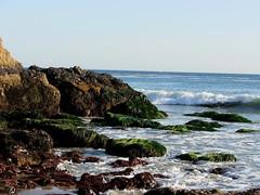 DSCF8914 (ttelfair) Tags: ocean california seascape beach landscape sand waves pacificocean beaches elmatadorstatebeach shorenature