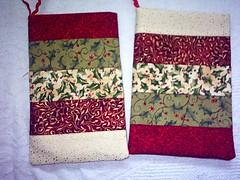 Sulky Weihnachtskalender-Säckchen Rückseite