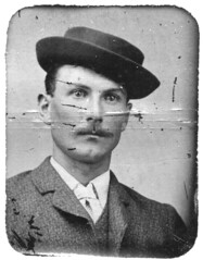 Gem tintype