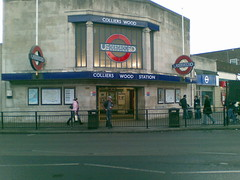 Picture of Colliers Wood Station