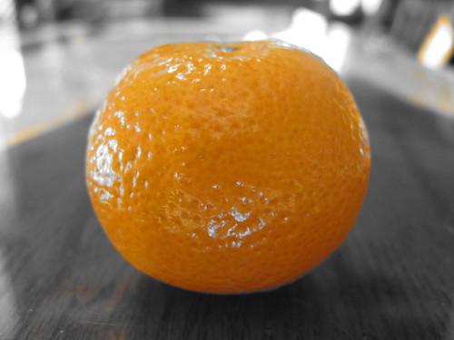 Orange Color Accent