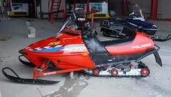 Motoslitta (Luigi Rosa) Tags: red italy mountain italia xc rosso 800 montagna lombardia polaris valtellina bormio