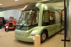 Volvo Bus Experimental (hkkbs) Tags: car museum göteborg volvo sweden gothenburg 100views 400views 300views 200views sverige 500views nikkor 800views 600views 700views nikond200 900views 20mmf28d volvobusexperimental