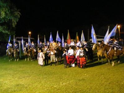 -Escuadra Ecuestre Hernando- en Catamarca