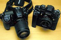 Generations (Bluesguy from NY) Tags: camera 35mm photography nikon photos photograph archives f3 archival nikonf3 nikond300