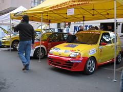 Fiat 600 - Rally Andora 2008