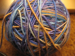 Blue Bricks BMFA yarn