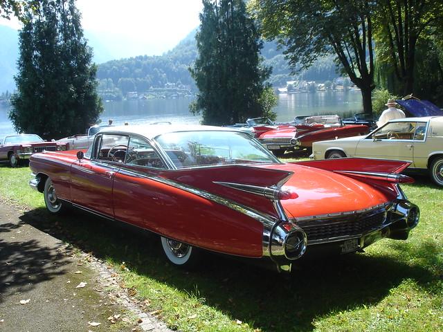 Cadillac Eldorado 1959 Rear