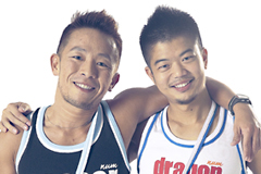 The Amazing Race Asia - Collin & Adrian