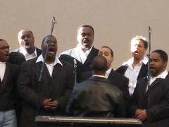 Gospel choir competition
