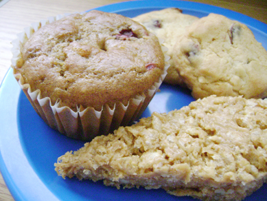 gluten-free, sugar-free, low-fat