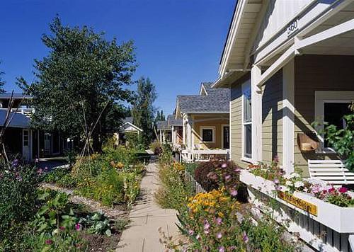 Third Street Cottages