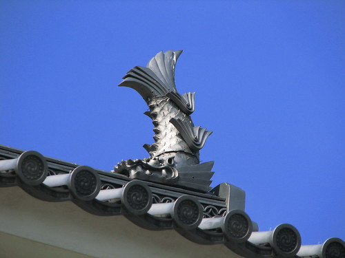 Odawara Castle Detail