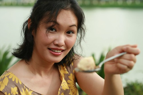 Kimmy Kiew in Chicken Rice Mystery