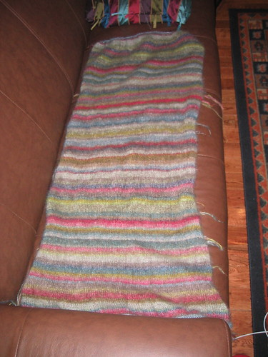 112cm earth stripe