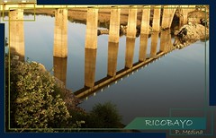 Ricobayo (P. Medina) Tags: espaa water rio canon river puente photo spain agua flickr foto pantano leon medina brigde zamora embalse castilla cs3 moreruela encomienda rivere pacomedina rutadelaplata canoneos400d canon400d ricobayo canoseos400d tecendoredes pmedina castrotorafe zamorayprovincia mntamarta puentelaestrella
