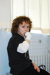 Amos cannulated (melly 65) Tags: hospital heart itu operation amos scar freeman tga picu redo congenitalheartdefect rastelli heartdefect congenitalheartdisease childrensheartunitfund