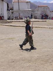 Huaynacotas fiesta marche