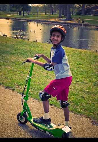 scoot around the lake 5