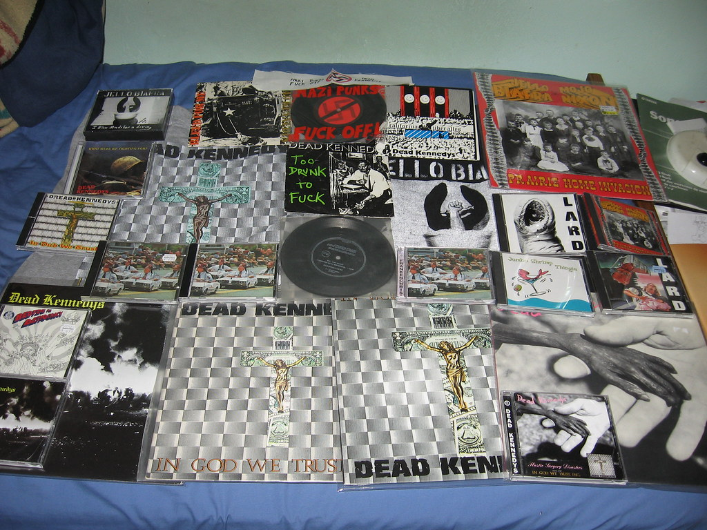 Dead Kennedys Collection 1
