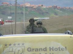 KFOR soldiers in Kosovo (kate_jordan03) Tags: kosova kosovo balkans