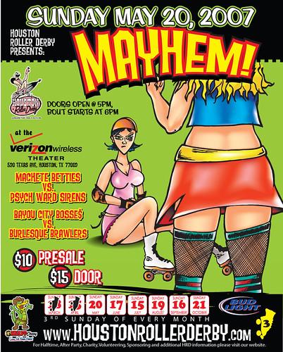 2007 03 Mayhem