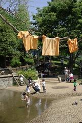 ずぶ濡れ3兄弟 / Summer day