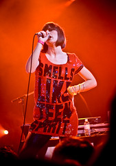 yelle (serhio) Tags: street red house toronto ontario canada france digital canon french eos rebel 50mm concert opera village spirit live like pop queen explore teen singer electro hip electronic sergei smells broadview electropop yelle xti 400d yahchybekov tecktonik serhio