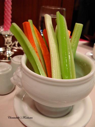 紅屋牛排蔬菜條