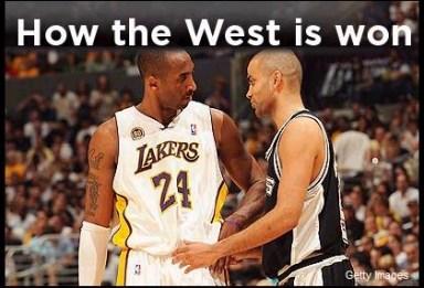 Kobe and TP