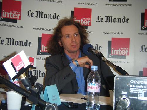 Éric Darras - mars 2008