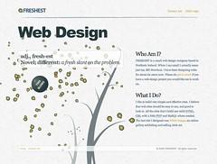 choosing website color