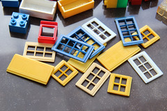 Windows (BF Bricks) Tags: lego abb automatic binding brick early vintage 50s