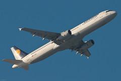 Lufthansa Airbus A321-231 D-AISH (28284)
