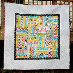 Puzzle Quilt (naturemomm) Tags: quilt jane heather patchwork nicey amybutler pieced heatherbailey annamariahorner niceyjane