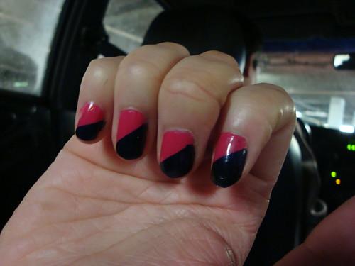 Sorta nail art