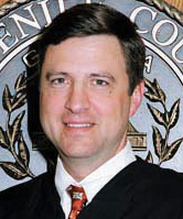 Judge Greg Poole