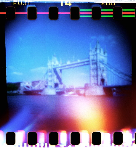 Tower Bridge Pinhole